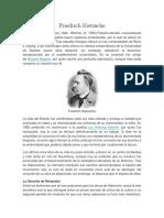 Biografia de Kierkegaard