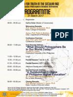 5th TPRC Programme