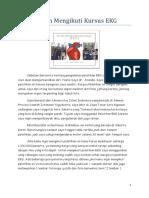 Kursus EKG | 0817-0825-883 | Kursus EKG PERKI