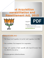 Land Acquisition Ppt English