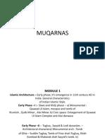 MUQARNAS