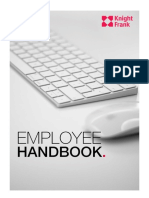 Employee Handbook-Knight Frank_25092018
