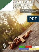Guía Para Orar Con El Rosario Misionero - Octubre 2018
