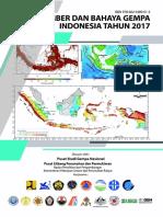 PETA SUMBER DAN BAHAYA GEMPA INDONESIA
