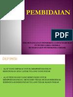 5. PEMBIDAIAN