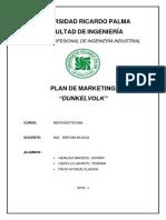 Plan de Marketing - Claudia