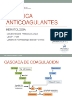 Practica 8 Anticoagulantes