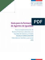 SERNAM 2015-Guía Para La Formacion de Agentes de Igualdad 2015