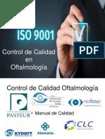 Control de Calidad en oftalm