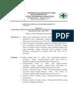 9.1.1.5 Sk Keharusan Melakukan Identifikasi,Dokumentasi&Pelaporan Kasus Ktd,Kpc,Knc,Ktc