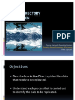 Active Directory Replication - Ronak