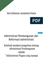 REFORMASI ADMINISTRASI 2018.pptx