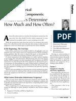 What Factor Determine Periods