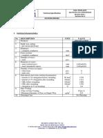 Ficha Tecnica - CORD GV 6,40MM(7x2.03mm)