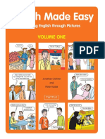 English Made Easy Learning English Through Pictures, Volume 1