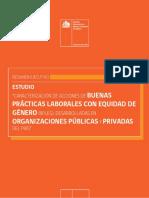 SERNAMEG 2017-Estudio Caracterizacion de Acciones de BPL Con Equidad de Genero