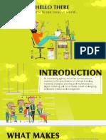 Pencilvent Company Profile