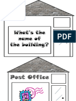 Buildings in Town Fun Activities Games ppt