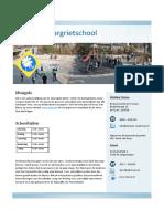Minigids Margrietschool 2018-2019