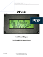 DVC61 Smart Display User Guide - Updated