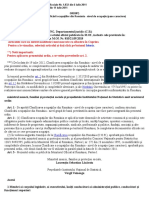 COR Nivel de Ocupaţie (Şase Caractere)