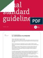 Manuale Rufa - Visual Standard Guidelines (Sett - 2011)