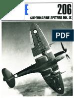 [Aircraft Profile 206] - Supermarine Spitfire Mk.IX.pdf