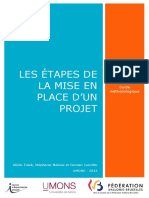 Guide-étapes Mise en Place Projet