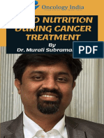 Good Nutrition during Cancer Treatment | Best Cancer Treatment in Bangalore