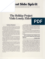 Holiday Project 1986