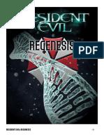 Resident Evil - ReGenesis