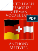 Metivier2012How to Learn and Memorize German Vocabulary