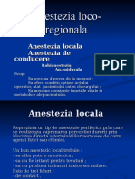 2978850 Anestezia Loco Regionala
