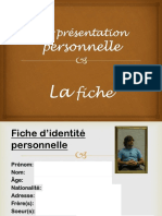 La présentation personnelle.pptx