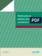 PLANIFICACION DE POLITICA