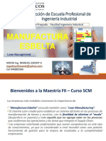 S0 Introduccion Al Curso LEAN MANUFACTURING
