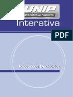 Livro Unidade 1 - Processo Decisorio