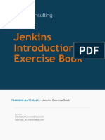 Jenkins Foundations Exercises