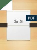Presentation 1234