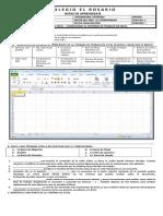 Taller Introduccion a Excel