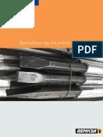 Ficha Tecnica - Barretillas de Aluminio
