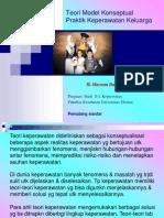 3. Konseptual Model Praktik Keperawatan Keluarga