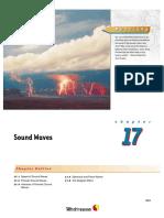 17 - Sound Waves