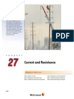 27 - Current and Resistance