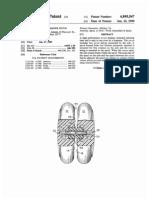 Superior performance yo-yo (US patent 4895547)