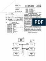 Imaging and tracking sensor designed with a sandwich structure (US patent 4939369)