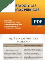 El Estado y Las Politicas Publicas