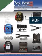 Cal Van Tools Catalog