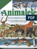 Atlas - Animale - Enciclopedie Pentru Copii