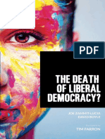 The Death of Liberal-Democracy by Joe Zammit-Lucia, David Boyle [2016]